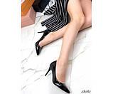 Туфли лакированные на каблуке, фото 5