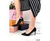 Туфли лакированные на каблуке, фото 6