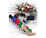 Туфли замшевые Comer, фото 2