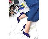 Туфли замшевые Comer, фото 6