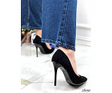 Туфли замшевые Comer, фото 7