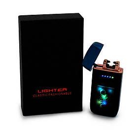 Запальничка електроімпульсна USB ZGP 70