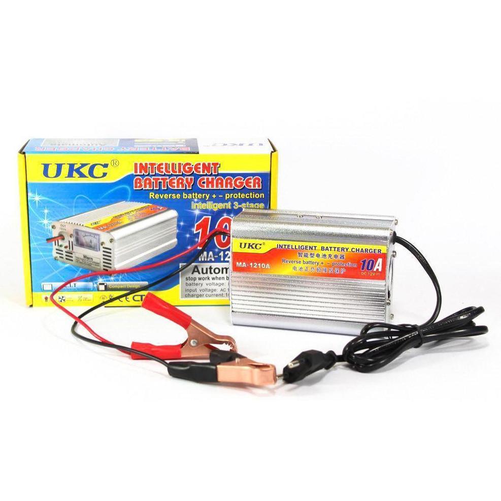 Зарядное устройство для аккумулятора 10A MA-1210A