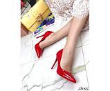 Туфли лакированные Comer, фото 5