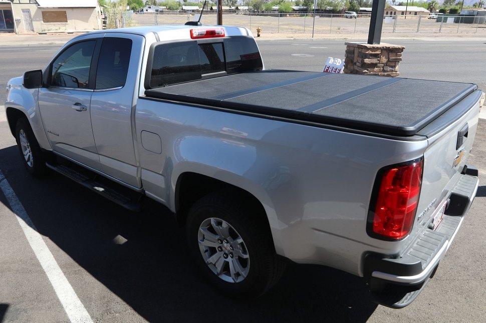 Крышка кузова из трех секций AR Design Chevrolet Colorado 6' BED 2015 года