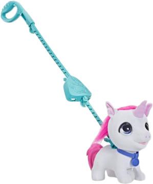 FurReal Интерактивная игрушка Большой питомец на поводке Единорог, E8727