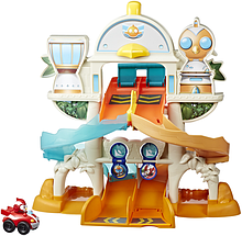 Top Wing Игровой набор Отважные птенцы Академия-Трек, E5277