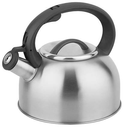 Чайник со свистком 3.0 л Aurora 615AU, фото 2