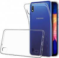 Силиконовый чехол Samsung Galaxy A10