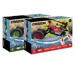 Радиоуправляемый краулер-амфибия Crazon Crawler 4WD c WiFi FPV камерой, фото 2