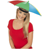 Шляпа зонтик