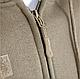 Толстовка  мужская тактическая с капюшоном TACTICAL KAPUZENJACKE DARK     Mil-Tec  цвет койот  Германия 2XL, фото 8