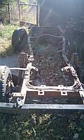 Рама Уаз 469 старого оразца