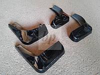 Брызговики черный глянец, пластик, оригинал Toyota Camry XV50 (Тойота Камри 50 кузов) 2011г+