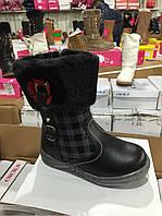Ботинки для девочек Размеры 27-32, фото 1