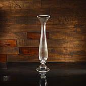Фигурная ваза h 55 см, Ø 15 см