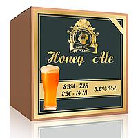 Набор для приготовления пива Медовый эль Honey Ale на 20л