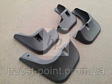 Брызговики пластик, оригинал Toyota Camry XV50 (Тойота Камри 50 кузов) 2011г+