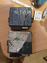Блок комфорту опель вектра б.90564349