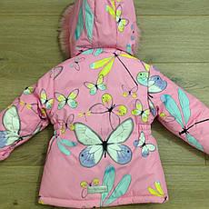 Детский комбинезон для девочки Стрекоза р. 86-110, фото 2