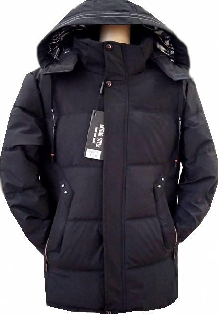 Куртка зимняя 152