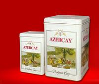 Черный чай Азерчай Buket 100 гр железная банка