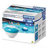 Плаваюча безпровідна колонка з LED-підсвічуванням Intex 28625, фото 3