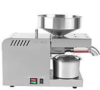 Маслопресс AKITA JP AKJP 500 miniprofessional электрический шнековый пресс холодного горячего отжима масла, фото 1