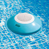 Плаваюча безпровідна колонка з LED-підсвічуванням Intex 28625, фото 5