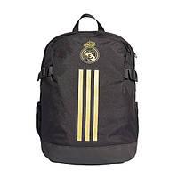 Рюкзак Adidas Real Madrid Gold черный, фото 1