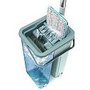 Швабра з відром зі складною ручкою і системою віджимання Supretto Scratch Cleaning Mop, фото 2