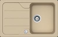 Гранитная мойка Schock Formhaus D-100S 500мм х 780мм (colorado)