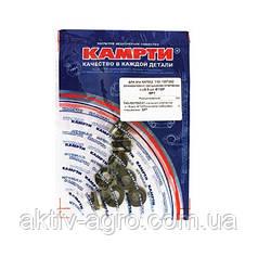 Ремкомплект сальников клапанов КАМАЗ в сб. (8 шт.) фтор , производство КАМРТИ