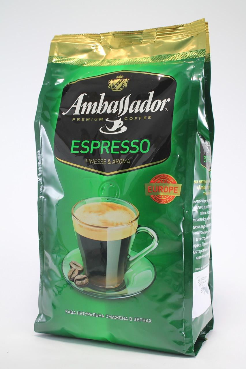 Кофе в зернах Ambassador Espresso 1 кг
