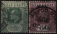 Gold Coast - Золотой Берег 1907-1913