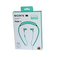 Bluetooth Наушники Sony EX-750 SP + ПОДАРОК: Фонарь туристический Police Q5-COB