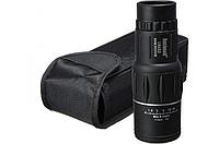 Монокуляр Bushnell 16x52 с треногой и клипсой для телефона, фото 4