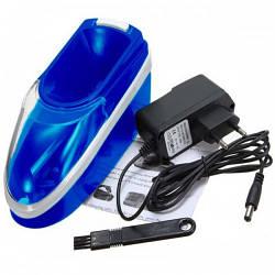 Электрическая машинка для набивки сигарет Gerui GR-12-001 Синяя Польша