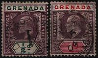 Гренада - Grenada 1902