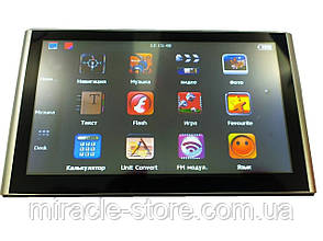 """Автомобильный мультимедийный GPS Навигатор - 7"""" Windows с сенсорным экраном, фото 2"""