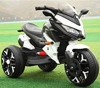 Детский электромотоцикл T-7231 EVA Белый