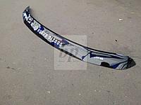 Дефлектор капота (мухобойка) suzuki grand vitara II (сузуки гранд витара 2005+)