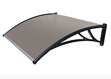 Дашок  з стільниковим полікарбонатом 4мм 1500*930*280. ТМ TanDen