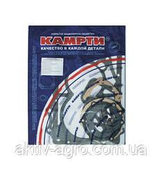 Ремкомплект КПП-154 КамАЗ Евро (16 наименований) паронит , производство КАМРТИ