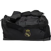 Сумка даффл Adidas Real Madrid RMCF Duffle чорний, фото 1