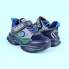 7930C Детские синие кроссовки для мальчика тм Tom.M размер 28,29,30