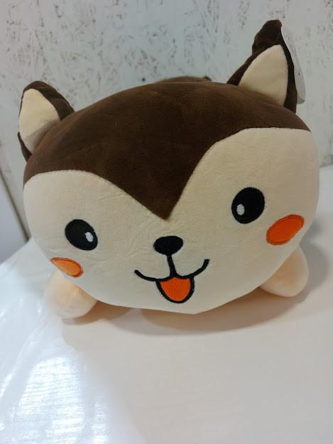 Плед игрушка подушка 3в1