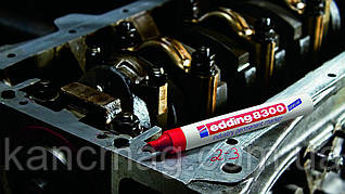 Специальный промышленный перманентный маркер Edding Industry Permanent 8300