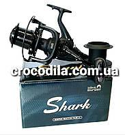Карповая катушка с бейтранером Shark ID 10000 10+1, фото 1