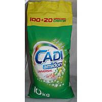 Стиральный порошок  Cadi  Universal 10 кг